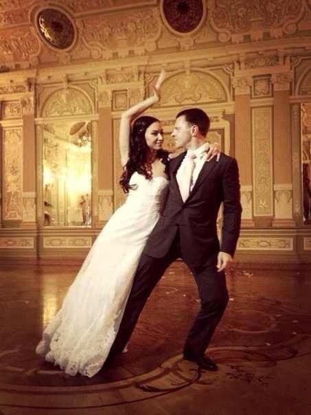 свадебная румба