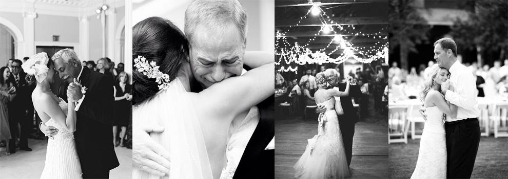свадебный танец с папой