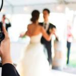 видеосъемка свадебного танца